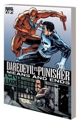 Marvel - Daredevil Vs Punisher Means And Ends TPB