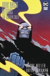 DC - Dark Knight Returns The Golden Child # 1 1:10 Variant