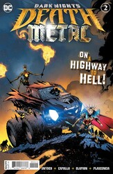 DC - Dark Nights Death Metal # 2