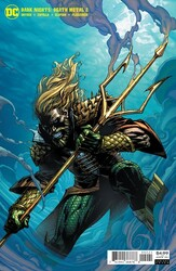 DC - Dark Nights Death Metal # 2 Finch Aquaman Variant
