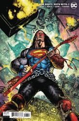 DC - Dark Nights Death Metal # 3 1:25 Doug Mahnke Variant