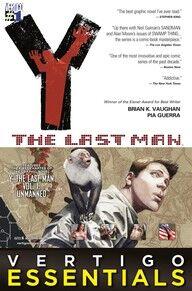 Dc Comics Vertigo Essentials Y The Last Man# 1