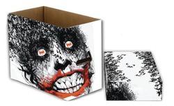 NECA - DC Joker Black Mirror Short Box- Kısa Çizgi Roman Kutusu