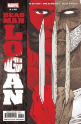 Marvel - Dead Man Logan # 6
