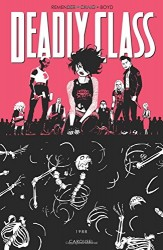 Image - Deadly Class Vol 5 Carousel TPB