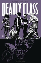 Image - Deadly Class Vol 9 Bone Machine TPB
