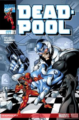 Deadpool # 17
