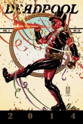 Marvel - Deadpool # 25 Now