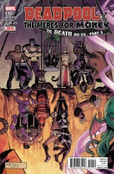 Marvel - Deadpool & The Mercs For Money (2. Seri) # 10