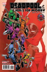 Marvel - Deadpool & The Mercs For Money (2. Seri) # 6