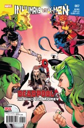 Marvel - Deadpool & The Mercs For Money (2. Seri) # 7