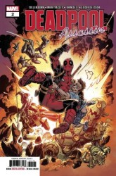 - Deadpool Assassin # 2