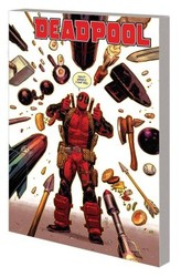 Marvel - Deadpool By Skottie Young Vol 3 Weasel Goes To Hell TPB