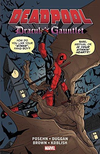 Marvel - Deadpool Dracula's Gauntlet TPB