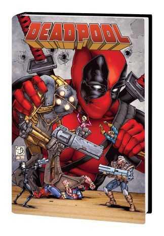 Marvel - DEADPOOL MINIBUS 2 HC