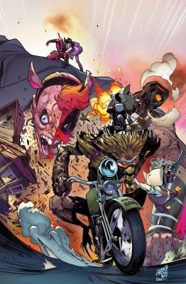 Deadpool Too Soon # 2