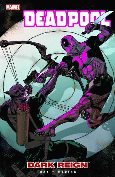 Marvel - Deadpool Vol 2 Dark Reign TPB