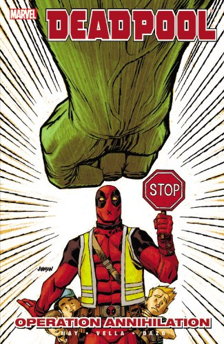 Marvel - Deadpool Vol 8 Operation Annihilation TPB