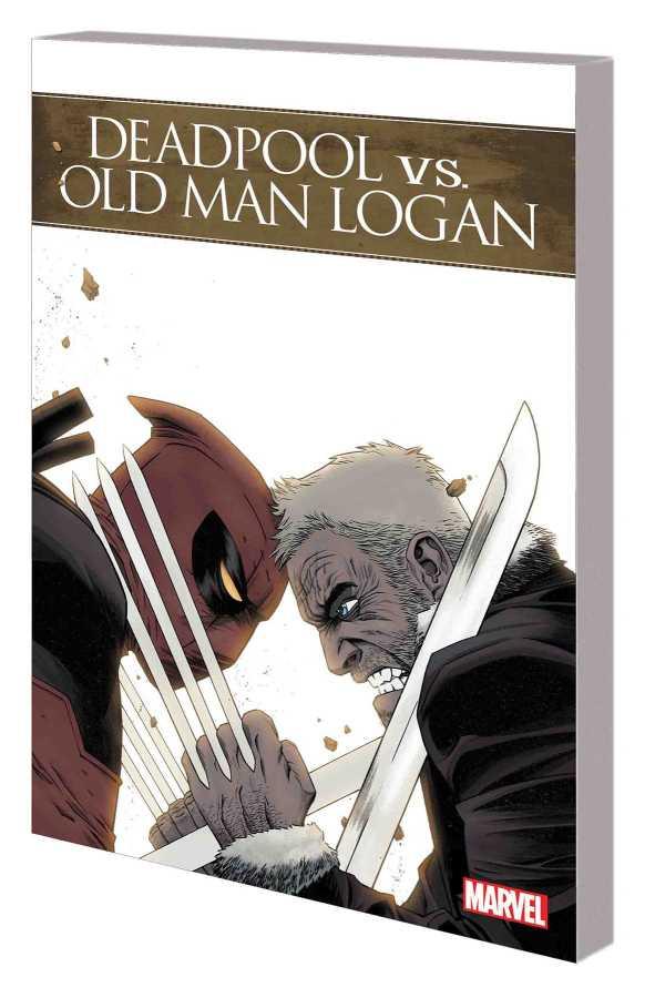 Marvel - Deadpool vs Old Man Logan TPB
