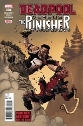 Marvel - Deadpool Vs Punisher # 4