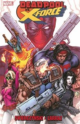 Marvel - Deadpool vs X-Force TPB