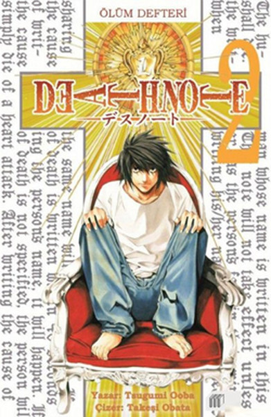 Akılçelen - Death Note - Ölüm Defteri Cilt 2