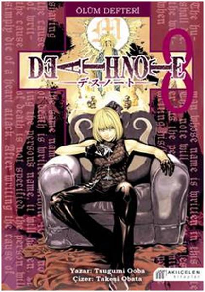 Akılçelen - Death Note - Ölüm Defteri Cilt 8