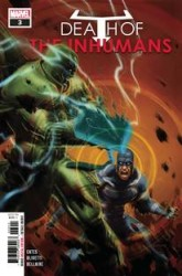 Marvel - Death Of Inhumans # 3
