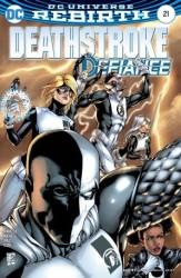 DC - Deathstroke # 21 Variant