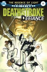DC - Deathstroke # 22