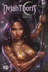Dynamite - Dejah Thoris (2019) # 1 A Parillo Cover