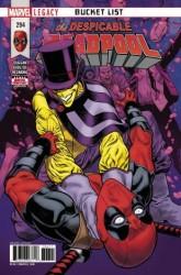 Marvel - Despicable Deadpool # 294