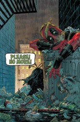 Marvel - Despicable Deadpool # 300 1:25 Tony Moore Variant