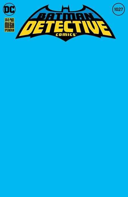DC - Detective Comics # 1027 Blank Variant