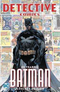 DC - Detective Comics 80 Years Of Batman Deluxe Edition HC