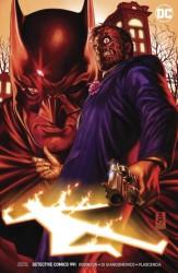 DC - Detective Comics # 991 Brooks Variant