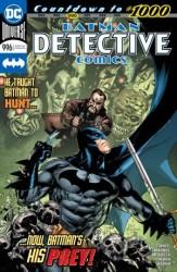DC - Detective Comics # 996