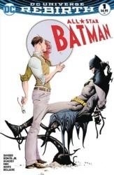 DC - DF All Star Batman # 1 DF Exclusive Jae Lee Variant