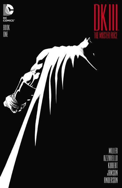 DC - Batman Dark Knight III The Master Race # 1