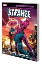 Marvel - Doctor Strange Epic Collection Triumph And Torment TPB