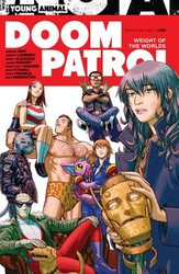 DC - Doom Patrol Weight Of The Worlds TPB