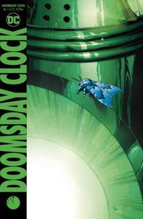 DC - Doomsday Clock # 7