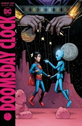 DC - Doomsday Clock # 8 Variant