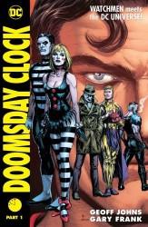 DC - Doomsday Clock Part 1 HC