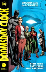 DC - Doomsday Clock Part 2 HC