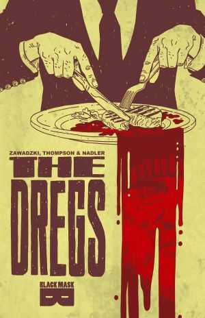 Dregs Vol 1 TPB