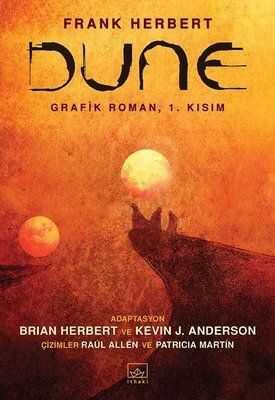 İthaki - Dune Grafik Roman 1. Kısım