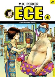 Karakarga - Ece Cilt 4