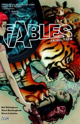 Vertigo - Fables Vol 2 Animal Farm TPB