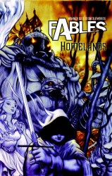 Vertigo - Fables Vol 6 The Homelands TPB